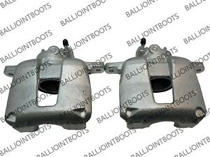 BRAKE CALIPERS FOR PEUGEOT 207 307 PARTNER FRONT LEFT & RIGHT