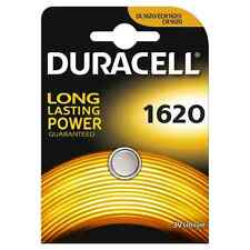 Pila DURACELL CR1620 Batteria al Litio 3V Pulsante cella BATTERIE DL1620 ECR1620