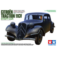 Tamiya 35301 Citroen Traction 11CV Staff Car 1/35