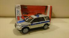 Burago Land Rover Freelander 2 - Polish Police - Bburago 1:43 - LIMITED EDITION