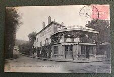 CPA. JOUY EN JOSAS. 78 - Hôtel de la Gare. 1904