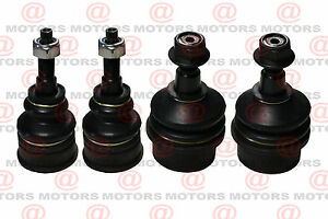 NEW Suspension Ball Joint Front Upper & Lower For Jeep Grand Cherokee 05 to 2010