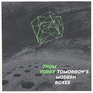 "THOM YORKE (RADIOHEAD) "" TOMORROW'S MODERN BOXES CD """
