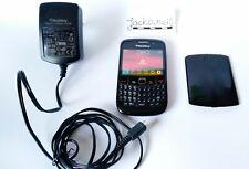BlackBerry Curve 8520 - Schwarz (Vodafone) Smartphone (QWERTZ Tastatur)