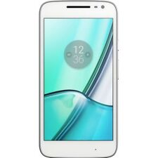 Motorola lenovo moto g4 play xt1602 16gb LTE White Smartphone Android celular