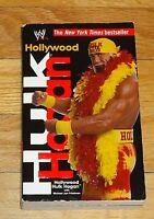 2003 WWE WWF Wrestling Book Hollywood Hulk Hogan WCW NWO NWA TNA Impact