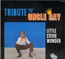 "LITTLE STEVIE WONDER ""TRIBUTE TO UNCLE RAY"" SOUL LP MOTOWN 4120"