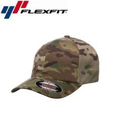 Flexfit Classic Multicam Baseball Cap S/M Camouflage