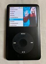 APPLE IPOD CLASSIC 6th GEN 80 GB SESTA GENERAZIONE LETTORE MP3 FOTO VIDEO NERO