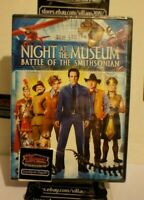 Night At The Museum: Battle Of The Smithsonian (NEW DVD) FREE SHIPPING!!