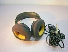 SONY MDR-V6 Over the Ear STUDIO MONITOR DYNAMIC STEREO Headphones - Black