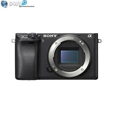 BRAND NEW SONY ALPHA A6300 DIGITAL MIRRORLESS CAMERA BODY ONLY BLACK 24.2MP