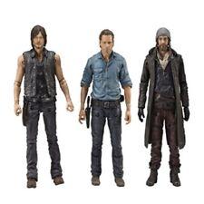 Walking Dead 13197 TV Allies Deluxe Action Figure Set Multi-colour