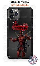 Deadpool Superhero Fictional Character Phone Case For iPhone Samsung LG Google 4