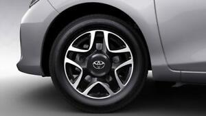 """Genuine Toyota Yaris Hatch Alloy Wheel 15"""" Jul 2014 Onwards PZ49M-B0670-MB"""