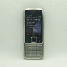 NOKIA 6300 SILVER MOBILE PHONE UNLOCKED | GOOD CONDITION | FULLY WORKING 3072