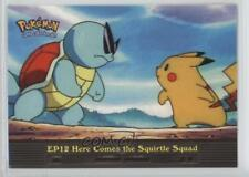 1999 #EP12 Here Comes the Squirtle Squad Pokemon Card 1o8