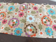 Quilting Less than 1 Metre Polycotton Unbranded Fabric
