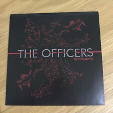 """Officers - Red Chapter - 7"""" - UNPLAYED - Discount For 2+"""