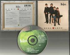 BEATLES Real Love UNRELEASED & LIVE & REMIX LIMITED USA CD single Paul McCARTNEY