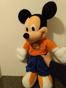 """Toys R Us Fisher Price 24"""" Jumbo Plush Mickey Mouse"""