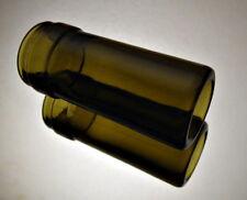 Real BottleNeck Guitar Slide Custom Glass Acoustic Electric 6 12 String