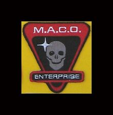 "Star Trek Enterprise Mirror Universe ""M.A.C.O."" patch"