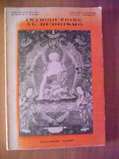 A.A.V.V. INTRODUZIONE AL BUDDISMO 1° ed. Priulla 1966