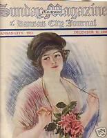 1910 Sunday Magazine December 11 - Earl Christy art