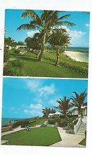 Bermuda Devonshire Ariel Sands Beach Club Resort Vintage Postcard