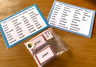 63 Year 2 Common Exception Words Flash Cards 2 Word Mats KS1 Learning Resource