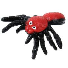 Insectes Araignée Glu En Plastique Souple 8cm Fête Halloween