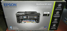 BRAND NEW Epson WorkForce WF-3620 All-in-One Printer