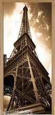 Sticker pour porte plane Tour Eiffel 73x204cm réf 056