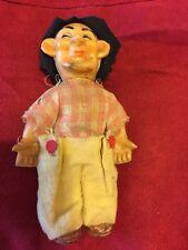 Troll Like Vintage Big Eared Hillbilly Doll Figure