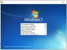 windows 7 professional sp1 oem x64 all languages bootable installation dvd (iso)