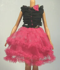 Mimi World Spanish Doll Outfit Korea Exclusive Barbie Petite Sized Clothes