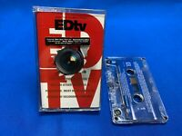 EDtv Original Soundtrack Music From The Motion Picture | Cassette Tape PROMO