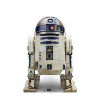 STAR WARS THE RISE OF SKYWALKER R2-D2 LIFESIZE CARDBOARD STANDUP STANDEE CUTOUT