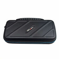 RDS Industries Black Case for NEW Nintendo 2DS XL Console and Games