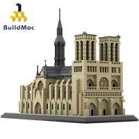 24774 for Notre Dame de Paris Architecture Building Blocks Set City Bricks Toys