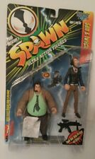 Spawn Series 7   Sam and Twitch Action Figure New Sealed