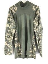 Digital ACU Army Combat Shirt, Military ACS, USGI Flame Resistant, Massif XXL