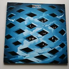The Who - Tommy Vinyl 2x LP + Booklet Dutch 1980's Reissue Tri Fold Sleeve EX+