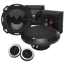 """Rockford Fosgate Power T16S 320 W Max 6"""" 2-Way Component Car Speakers System"""
