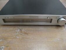 More details for luxman t-2l solid state am/fm stereo tuner analogue display hi fi separate retro