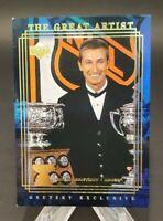 1999-00 Upper Deck Gretzky Exclusives Gold #57 Wayne Gretzky 1/99