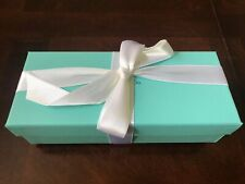 NEW! Tiffany & Co Empty Keepsake Box (GIFT BOX)  (Large/Medium)
