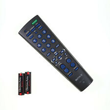 SONY RM-V8A 3-DEVICE UNIVERSAL Remote Control w/Batteries