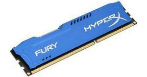 HyperX FURY DDR3 1 X 8 GB DIMM 240-pin 1333 MHz / PC3-10600